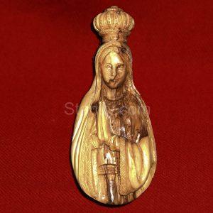 Virgin Mary plaque B44