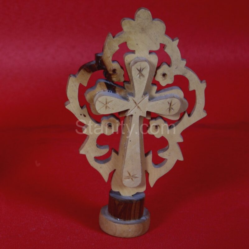 Carved Cross S9C
