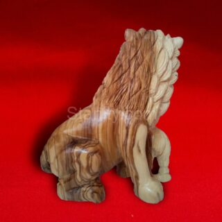 The Lion & the Lamb B63 back