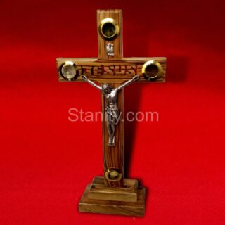 Jesus Carved crucifix cross