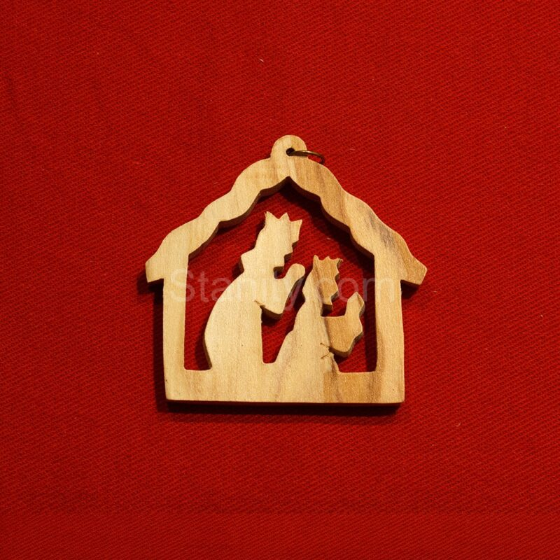 Christmas Ornament – 76