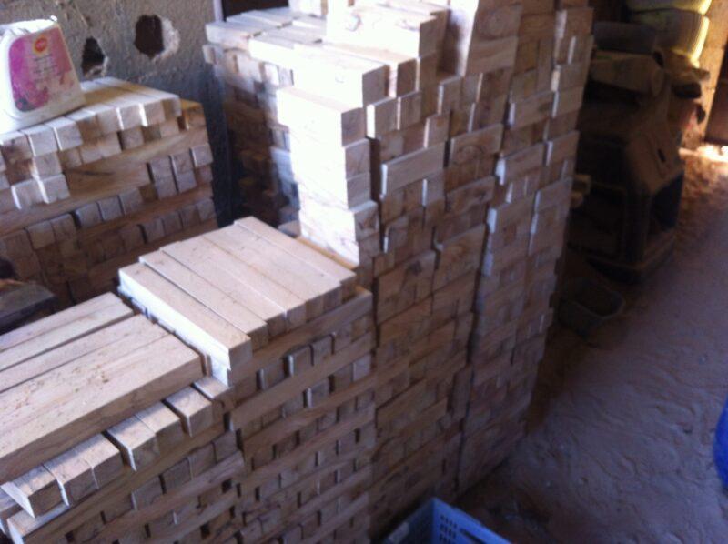 Large olive wood turning blanks