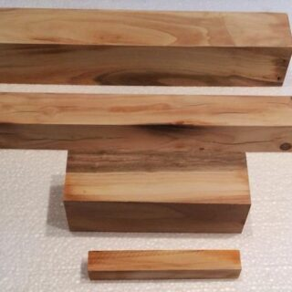 almonds wood turning blanks