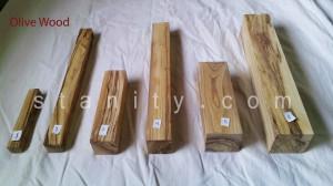 olive wood turning blanks